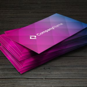 Park Lane Soft Touch Business Cards Thumbnail