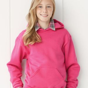 NuBlend® Youth Hooded Sweatshirt Thumbnail
