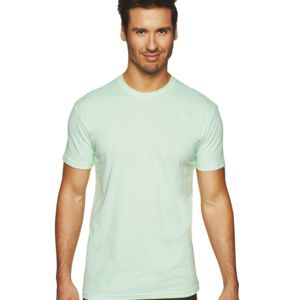 Next Level Men's Premium Fitted Sueded Crew T-Shirt Thumbnail